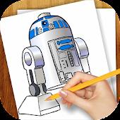 Learn to Draw Lego Star Wars