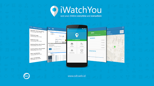 iWatchYou Children Monitoring
