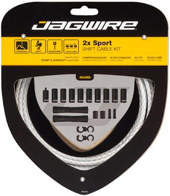 Jagwire 2x Sport Shift Cable Kit SRAM/Shimano alternate image 7