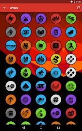 Umbra - Icon Pack Screenshot 13