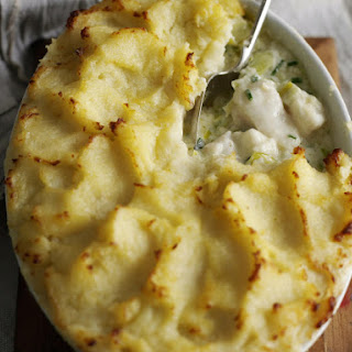 Shepherd's Pie with Fish and Celeriac