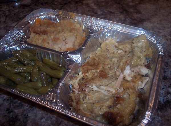These dinners are soooo good! It's so great to be able to customize your dinners and you know exactly what's in them.
