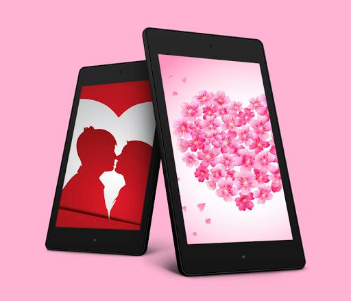 Valentines Cool Live Wallpaper|玩個人化App免費|玩APPs