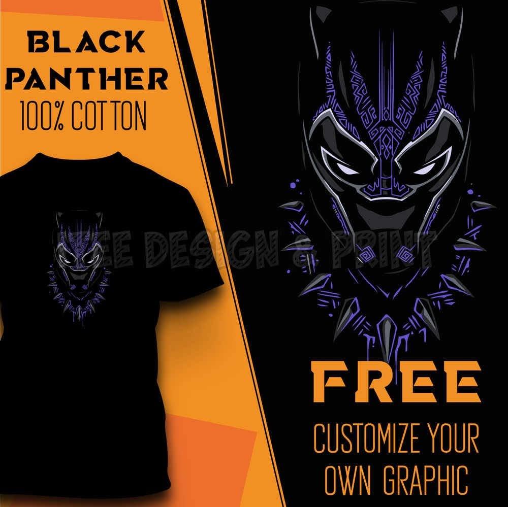 Black Panther - 8 6