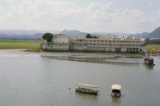Photo: Taj Lake Palace à Udaïpur au Rajasthan