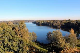 Photo: Blick über den Großensee