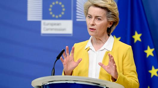 Pfizer adelantará este trimestre a Europa 50 millones de dosis de su vacuna