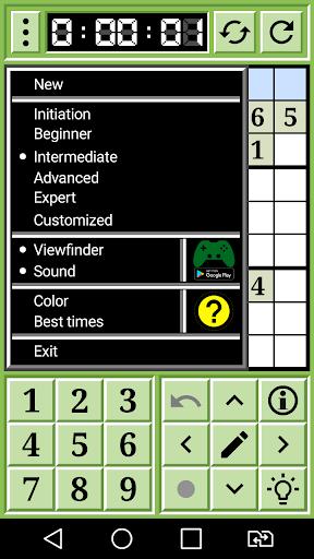 Classic Sudoku 10.7 screenshots 4