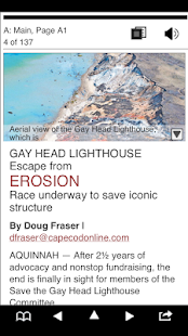 Cape Cod Times- screenshot thumbnail