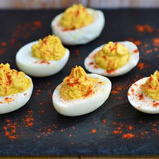 Helen's Deviled Eggs