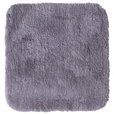 Коврик для ванной комнаты Ridder Chic серый 55х50 см