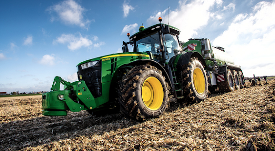Farm Machineries - náhled