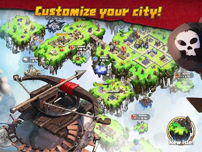 Battle Skylands: Alliances - náhled