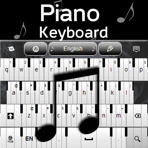 鋼琴鍵盤 個人化 App LOGO-硬是要APP