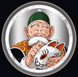 孫悟飯(じいちゃん)