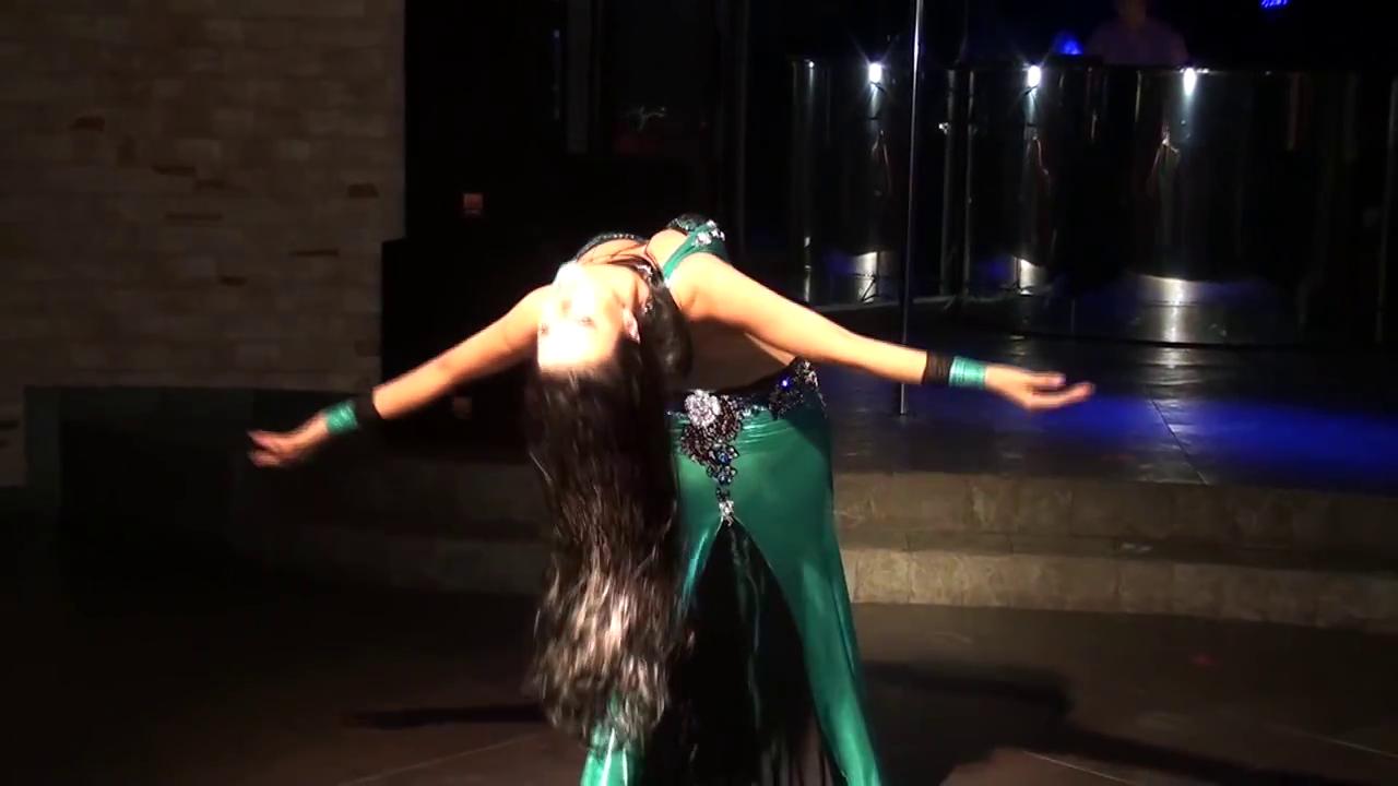 Handjob belly dance erotica video
