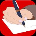 Draw teacher icon