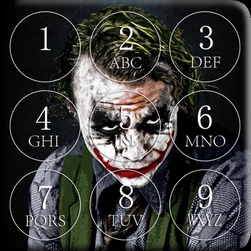 Joker Lock Screen