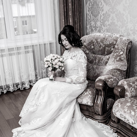 Wedding photographer Alan Gagoev (videostudiyaAG). Photo of 19.02.2018