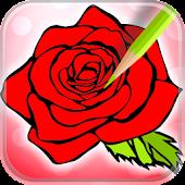 Tải Hoa hồng màu cuốn sách miễn phí