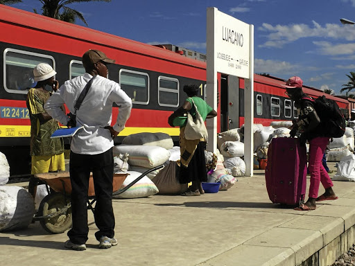 Mobile market: The CFB has become an economic lifeline for the rural communities along the railway line. Picture: JOHN GROBLER