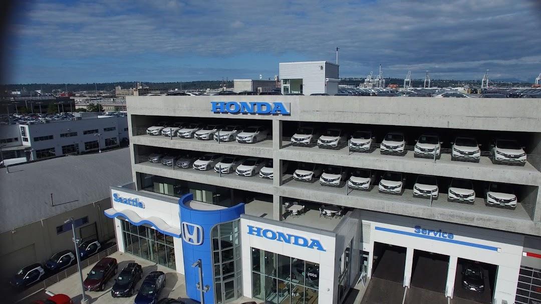 Honda Of Seattle >> Honda Service Honda Of Seattle Honda Dealer In Seattle