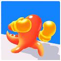 Dino Runner : Blob Clash icon