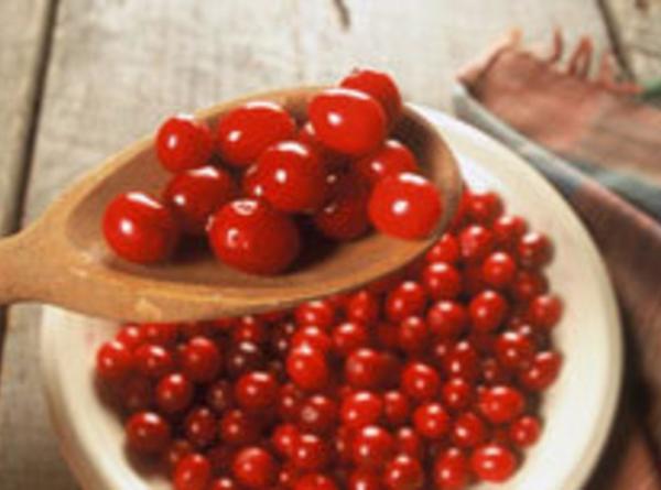Candied Cranberries Recipe