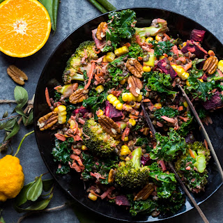 Wintery Beetroot And Lentil Salad