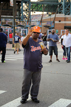 Photo: Enjoying #HandcraftedHappiness outside the Detroit Tigers game!