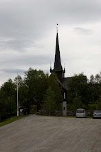 Photo: Lesja kyrkje