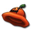 ハロウィンな帽子