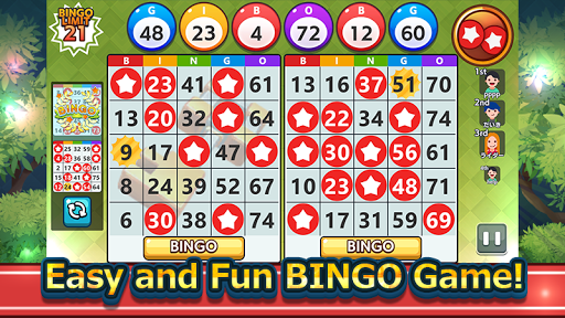 Bingo Treasure - Free Bingo Game 1.0.7 screenshots 4