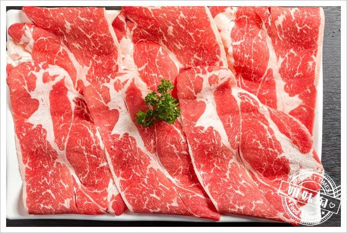 舞古賀鍋物專門店美國霜降牛