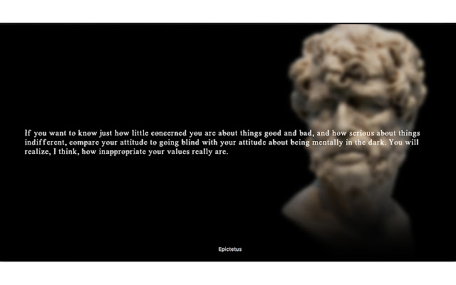 Stoicism Quotes New Tab