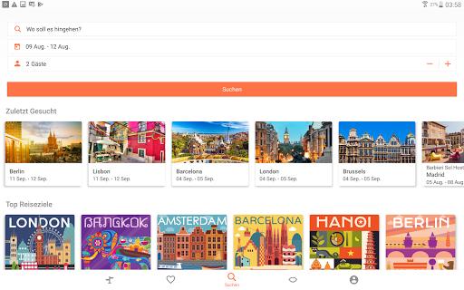 Hostelworld: Jugendherbergen und Reise-App screenshot 10