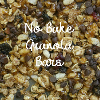 Granola Bars No Nuts Recipes