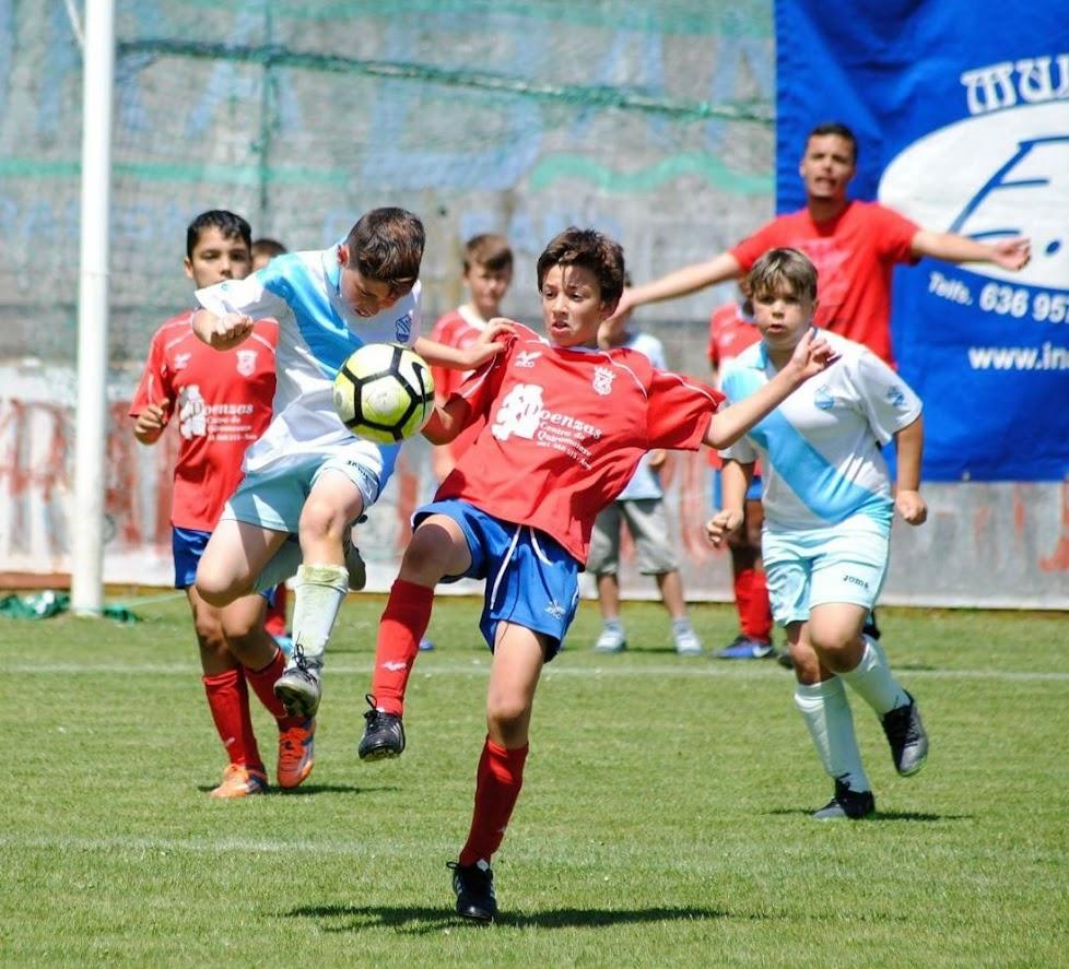 ADR Numancia de Ares. Benjamines 2016-2017. Torneo de Meirás.