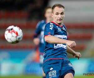 Une absence 'contractuelle' qu'Yves Vanderhaeghe va devoir compenser