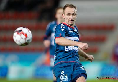 Yevhen Makarenko voelt zich eindelijk weer voetballer bij KV Kortrijk
