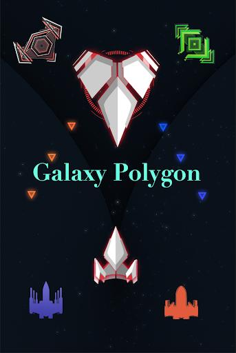 Galaxy Polygon:Shooter - Alien Attack&Space Shoot 1.0.5 screenshots 1