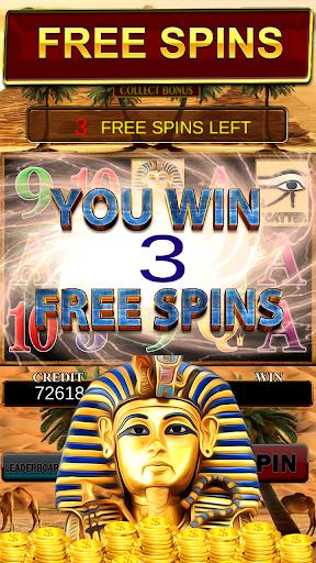 Slot Machine: Pharaoh Slots  screenshots 7