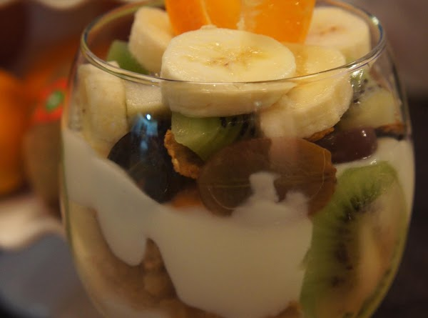 Fruit Parfait Recipe