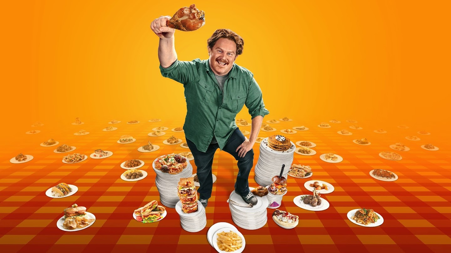 Watch Man v. Food live