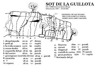 Photo: Barcelona - Sot del Torn/ de la Guillota -01- Sector Totxo del Pi.