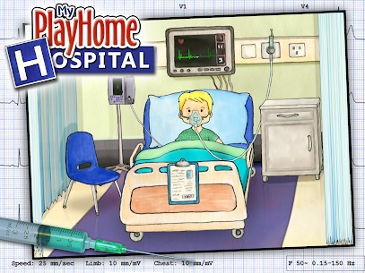 My PlayHome Hospital 3.6.2.24 Android Mod + APK + Data 2