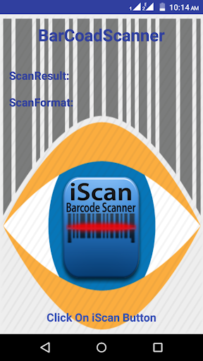 QR BarcodeReader App