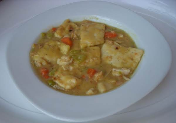 Chicken-n-naan Dumplings Recipe