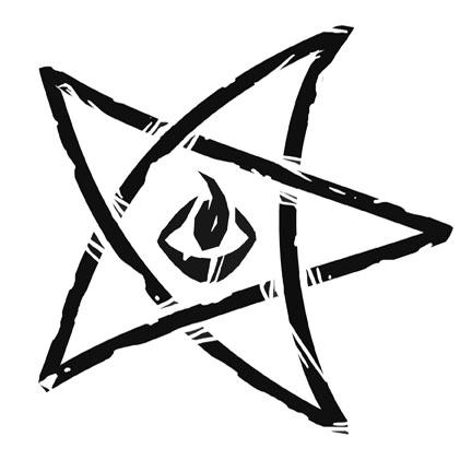 Logo of Thirsty Nomad Brewing Miskatonic