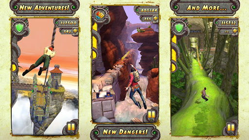 Temple Run 2 1.49.1 screenshots 7